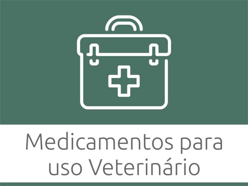 Medicamentos para uso Veterinário